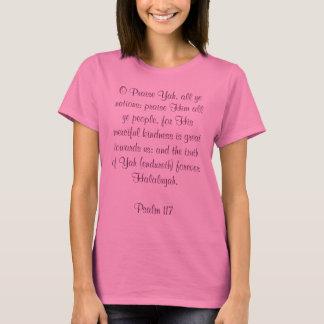 Psalm 117 T-Shirt