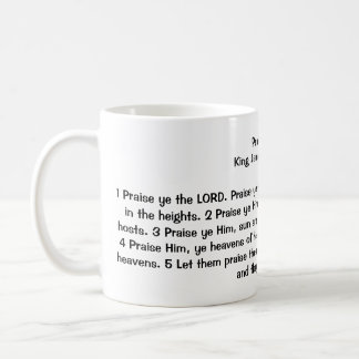 Psalm-148:1 - 5 kaffeetasse