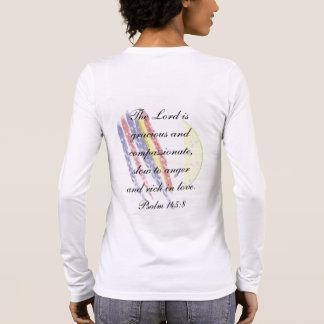 Psalme 143 langarm T-Shirt