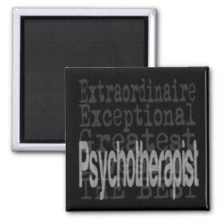 Psychotherapeut Extraordinaire Quadratischer Magnet