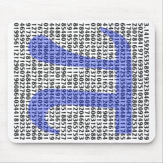 PU 3,14 bis hundert von Stellen Mousepads