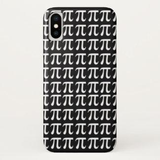 PU-Muster-Weiß iPhone X Hülle