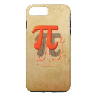 PU-Symbol-Kunst iPhone 8 Plus/7 Plus Hülle