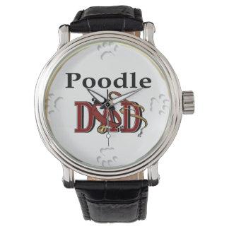 Pudel-Vati-Geschenke Armbanduhr