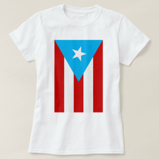 Puerto- Ricoflagge T-Shirt