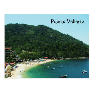 Puerto Vallarta, Mexiko Postkarte