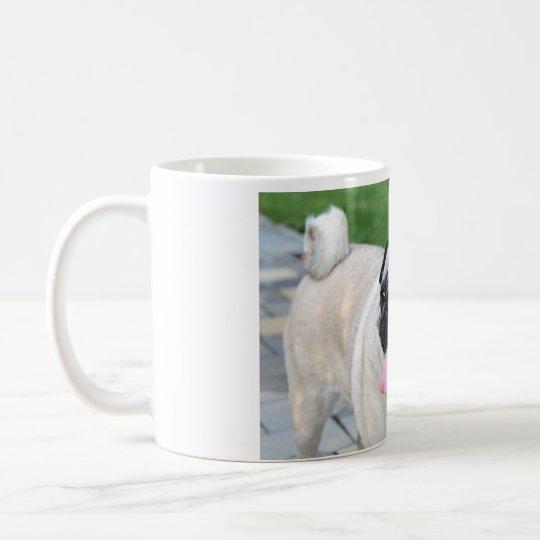 pug mug kaffeetasse
