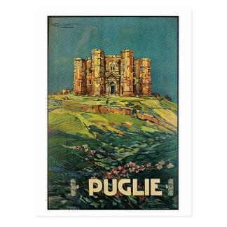 """Puglie (Puglia) Vintages italienisches Postkarte"