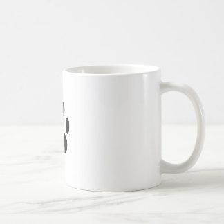 Puma-Bahnen Kaffeetasse