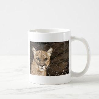 Puma… mit Haltung! Kaffeetasse