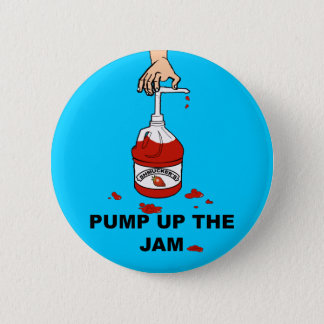 Pumpen Sie oben den Stau Runder Button 5,1 Cm