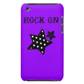 Punkstern-Kasten Barely There iPod Case