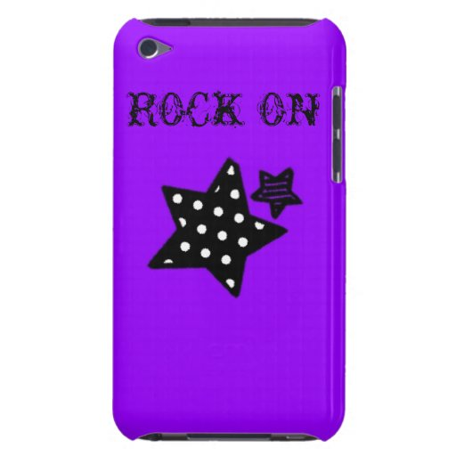 Punkstern-Kasten Barely There iPod Case