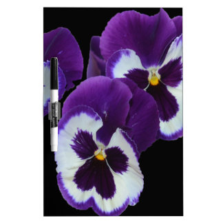 Purple_Pansy_Posy, _ Memoboard