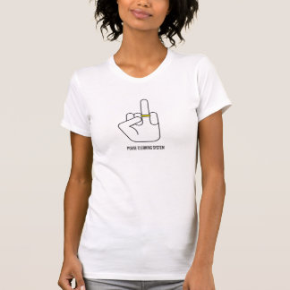 Purse Cleaning System T-Shirt