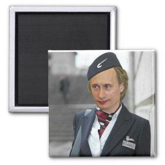 Putin ВладимирПутин Kühlschrankmagnet