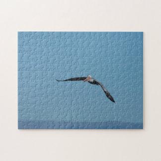 Puzzlespiel des Fliegen-Pelikan-12 Puzzle