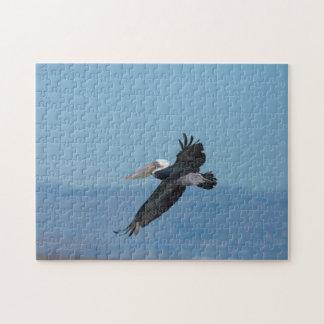 Puzzlespiel des Fliegen-Pelikan-9 Puzzle