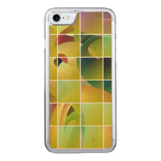 Puzzlespiel gelöst carved iPhone 8/7 hülle