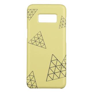 Pyramide-Dreieck formt Telefon-Kasten Case-Mate Samsung Galaxy S8 Hülle