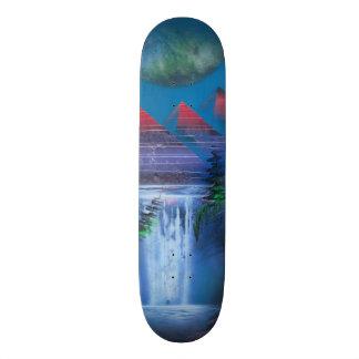 Pyramide-Skateboard Personalisiertes Skateboard