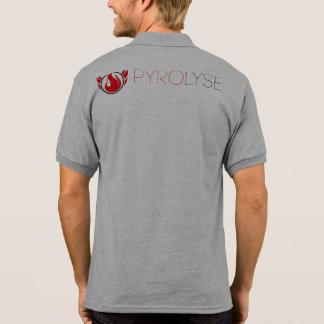 Pyrolyse Polo-Shirt I Poloshirt