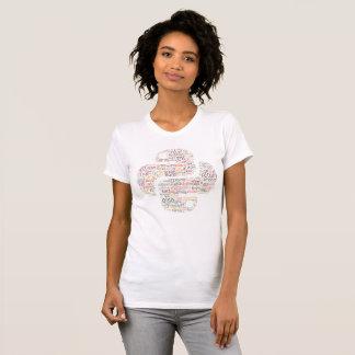 Pythonschlange-T - Shirt