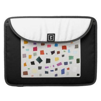 Quadrat oder Diamanten Macbook Prohülse 15 Sleeve Für MacBook Pro