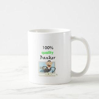 Qualitätsbanker 100% tasse