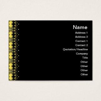 Quallen RGB-Gitter 2 umgewandelt Visitenkarte