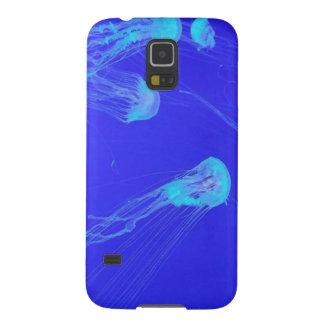 Quallen-Telefon-Kasten Samsung S5 Hülle