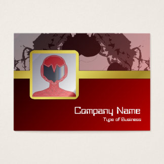 Quallen WGB umgewandelt Visitenkarte