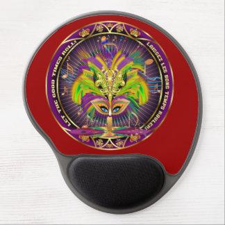 Queens des Karneval-2 35 Farben plus Gel Mousepad