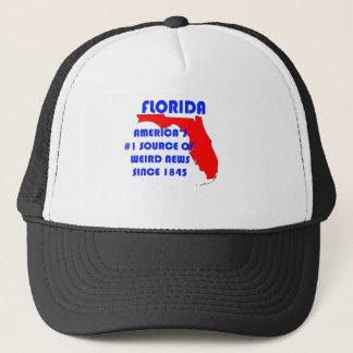 Quelle Floridas #1 für sonderbare Nachrichten Truckerkappe