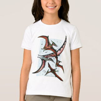 Quetzalcoatlus mit Pterosaurs Shirt