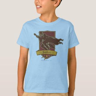QUIDDITCH™ Sucher-Abzeichen T-Shirt