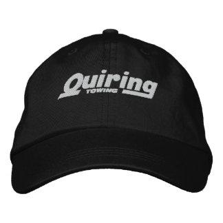 Quiring Schleppen gestickter Hut Besticktes Baseballcap