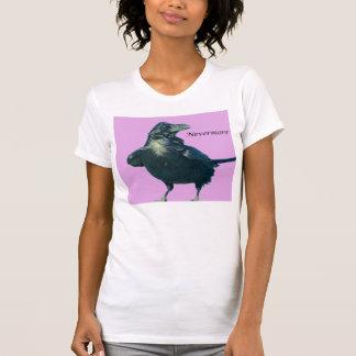 Quoth der Rabe Nie wieder T-shirt