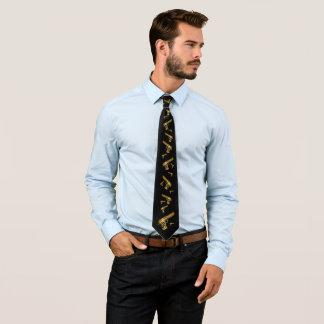 R2R Goldgewehr-Krawatte Krawatten