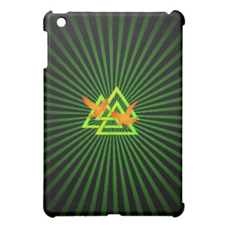 Rabe Valknut Speck-Rechtssache 3 Hülle Für iPad Mini