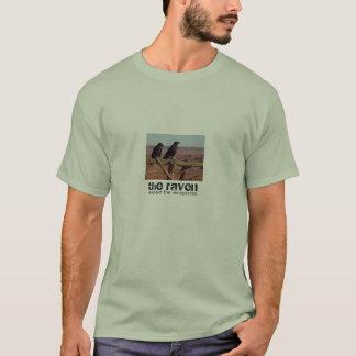 Raben, der Rabe, erwarten das unerwartete T-Shirt