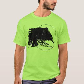 Raben-Mond-T - Shirt