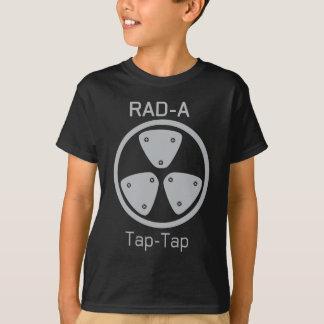 RAD-A Angestochene-Stechen an T-Shirt