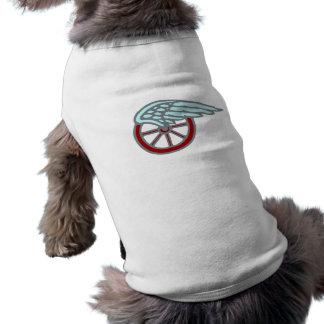 Rad Flügel wheel wings T-Shirt