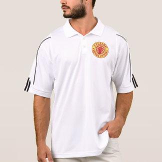 Radfahrenrevolutions-Abzeichen Polo Shirt