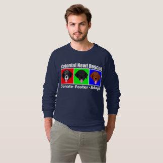 Raglan-Sweatshirt-Dunkelheit CNR-Männer Sweatshirt