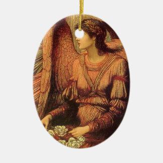 Ramparts des Hauses des Gottes durch Strudwick Keramik Ornament