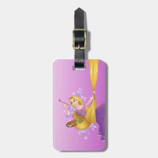 Rapunzel |, das herum hängt gepäckanhänger