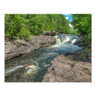 Raquette Fluss im Hinterland New York Kunst Fotos