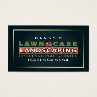 Rasen-Sorgfalt u. Landschaftsgestaltung der Visitenkarte